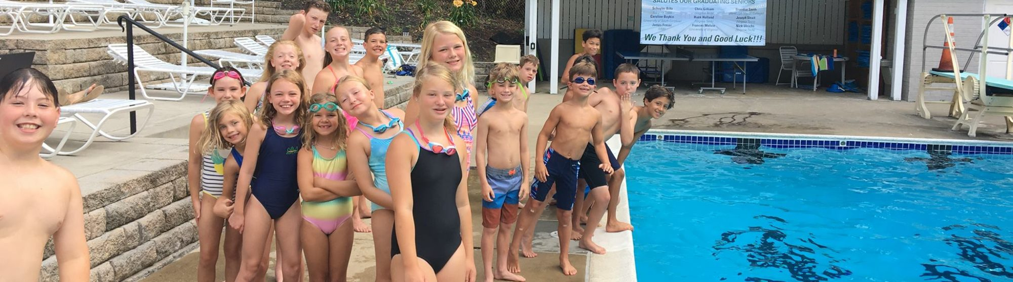 Ridgetop Riptides Swim Team
